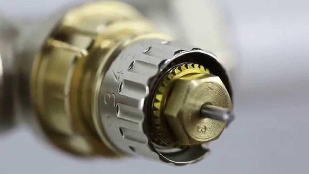 Клапан запорный для радиатора