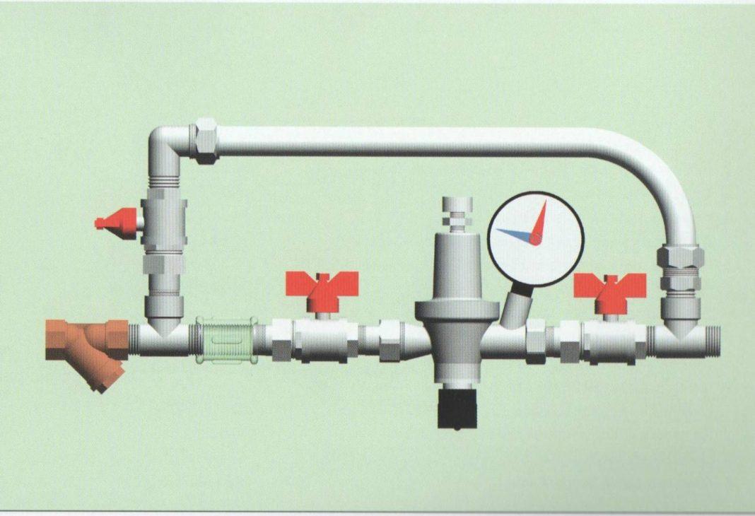Подпитка системы отопления