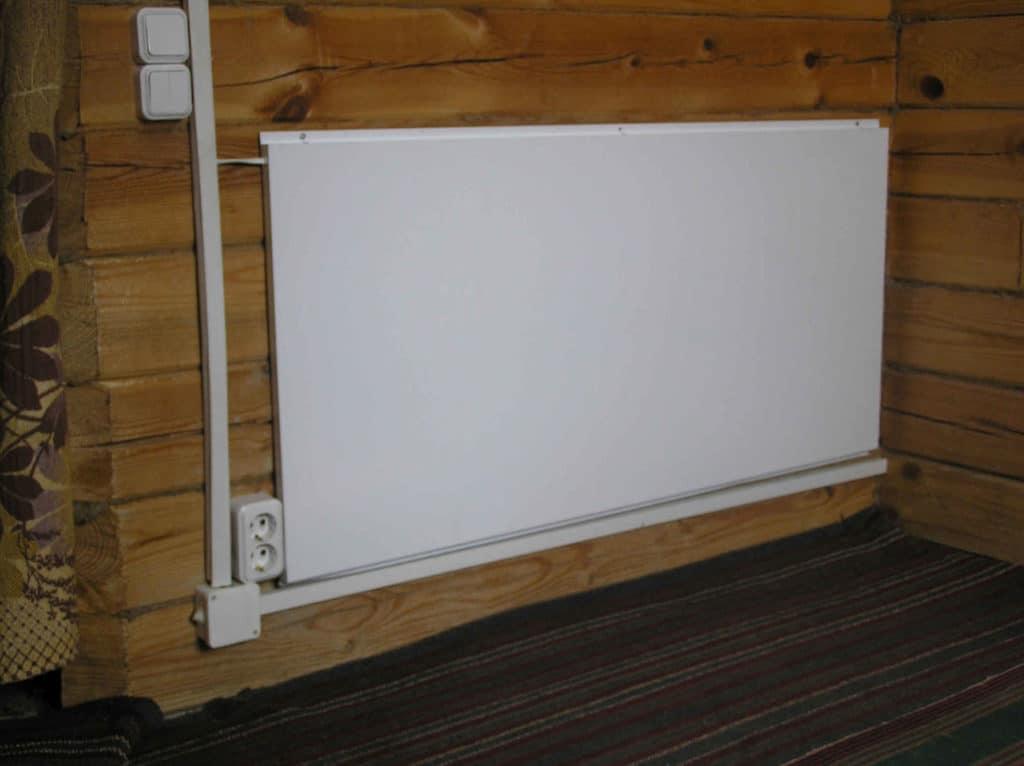 Инфракрасная панель-радиатор отопления