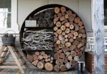 Декоративные дрова