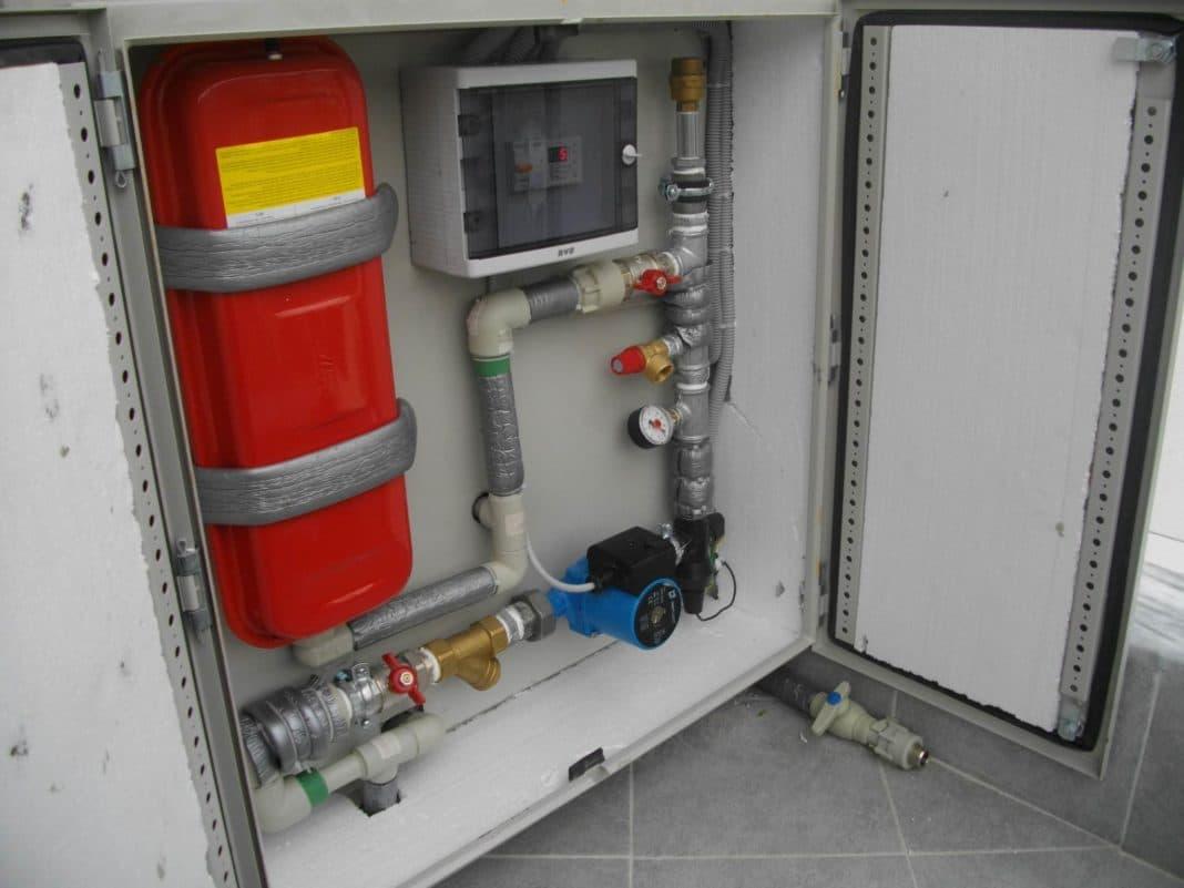 Парокапельная система отопления своими руками 82