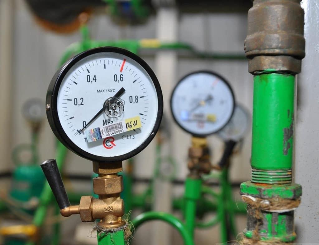 газовая котельная для производства