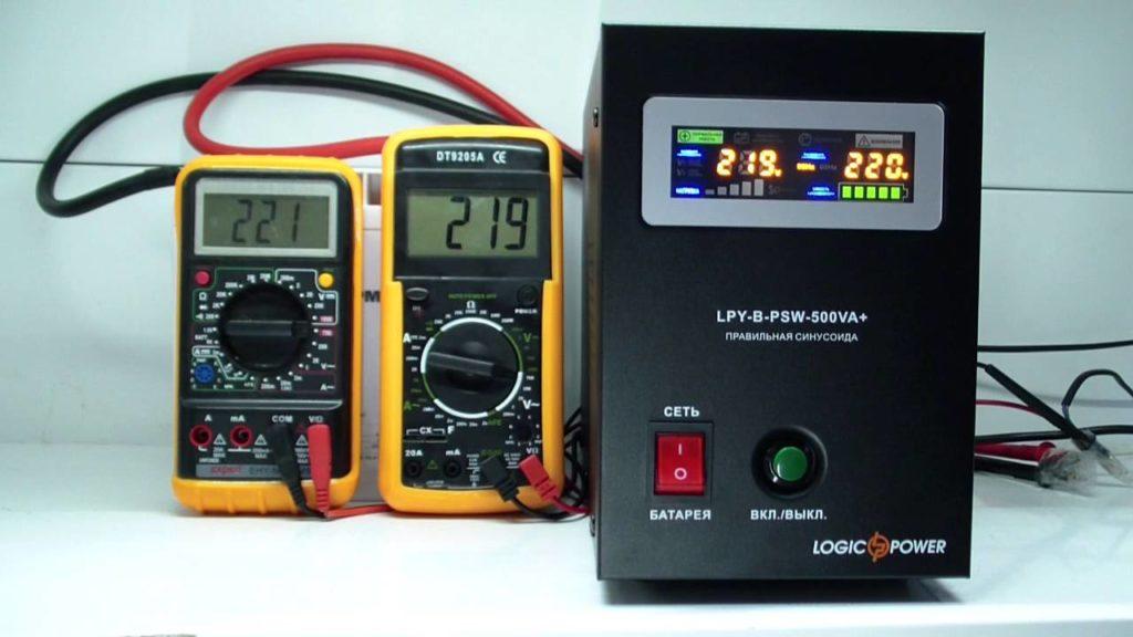 Бесперебойник LogicPower LPY-B-PSW