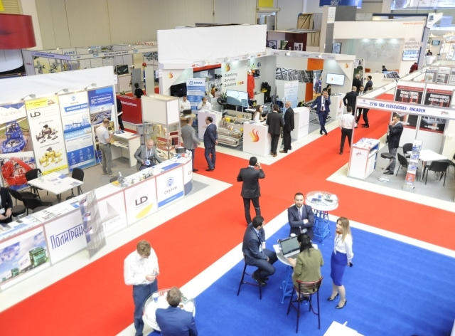 9-я Каспийская Международная Выставка «Энергетика и Альтернативная Энергия» 2019