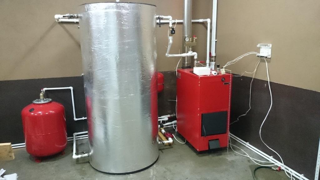 Буферная емкость для отопления