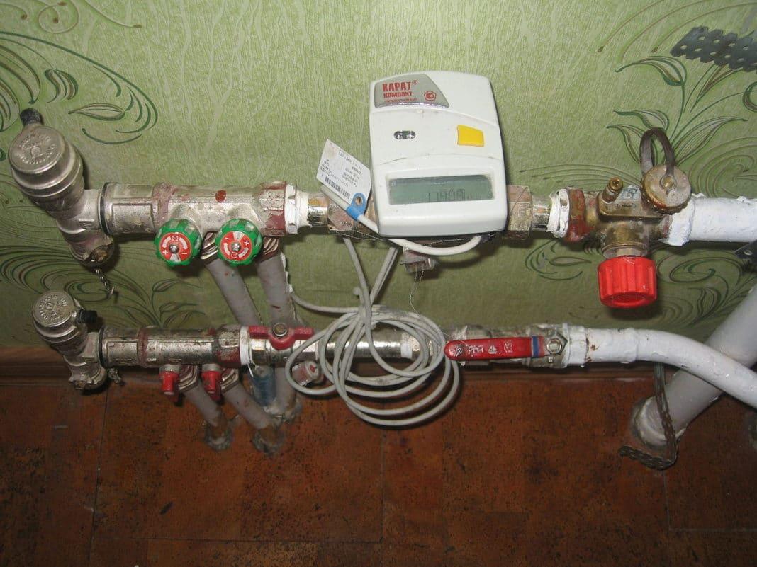 Счетчики на отопление