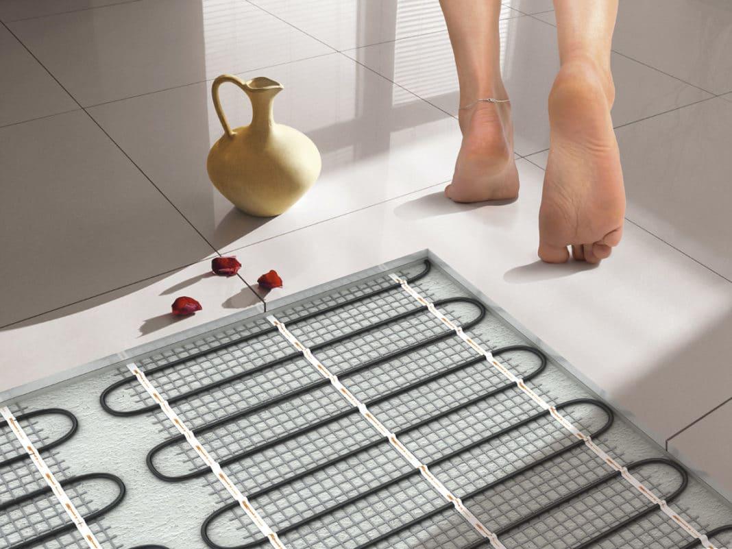 Теплый пол под плитку какой лучше выбрать