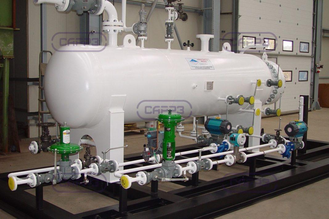 Воздухосборники систем отопления