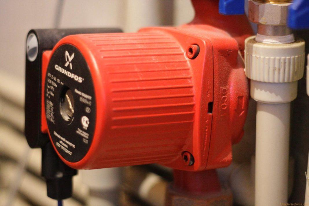 Лучевая система отопления