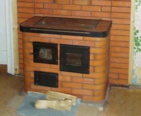Духовка для кирпичной плиты
