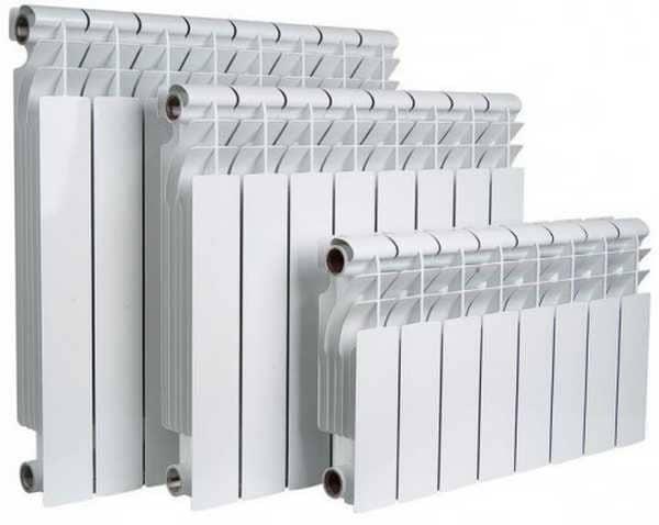 Расчет стальных радиаторов отопления по площади