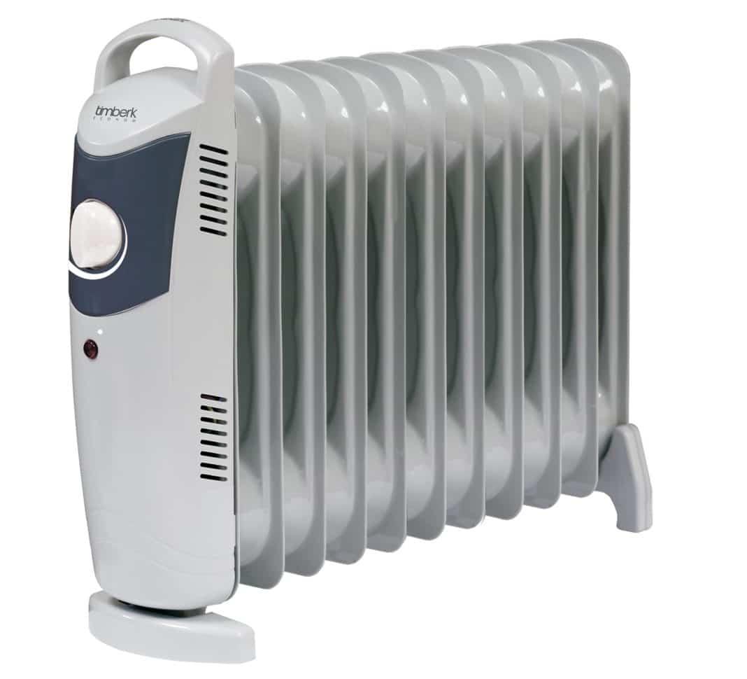 Виды масляных электрообогревателей