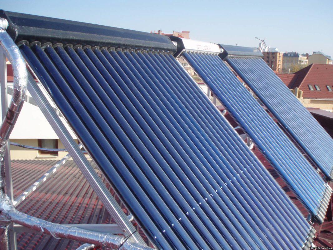 Виды солнечных коллекторов