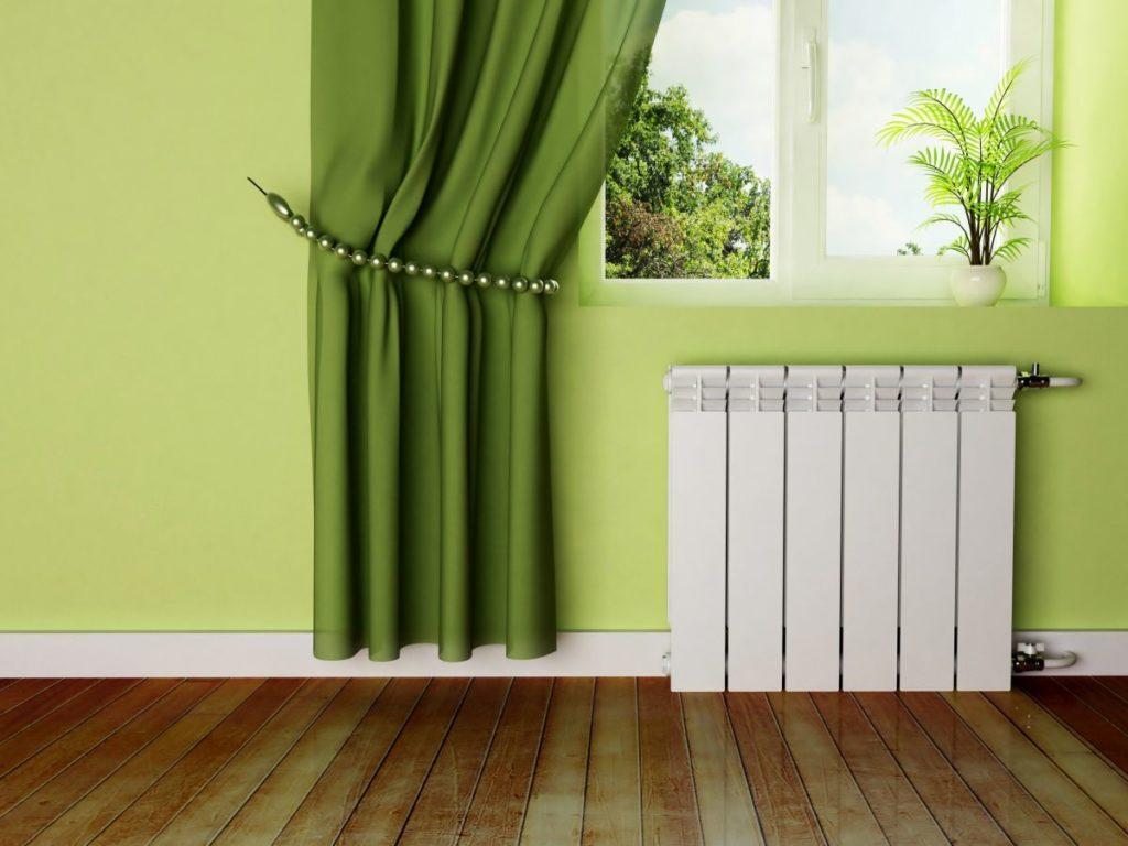Выбор биметаллического радиатора отопления