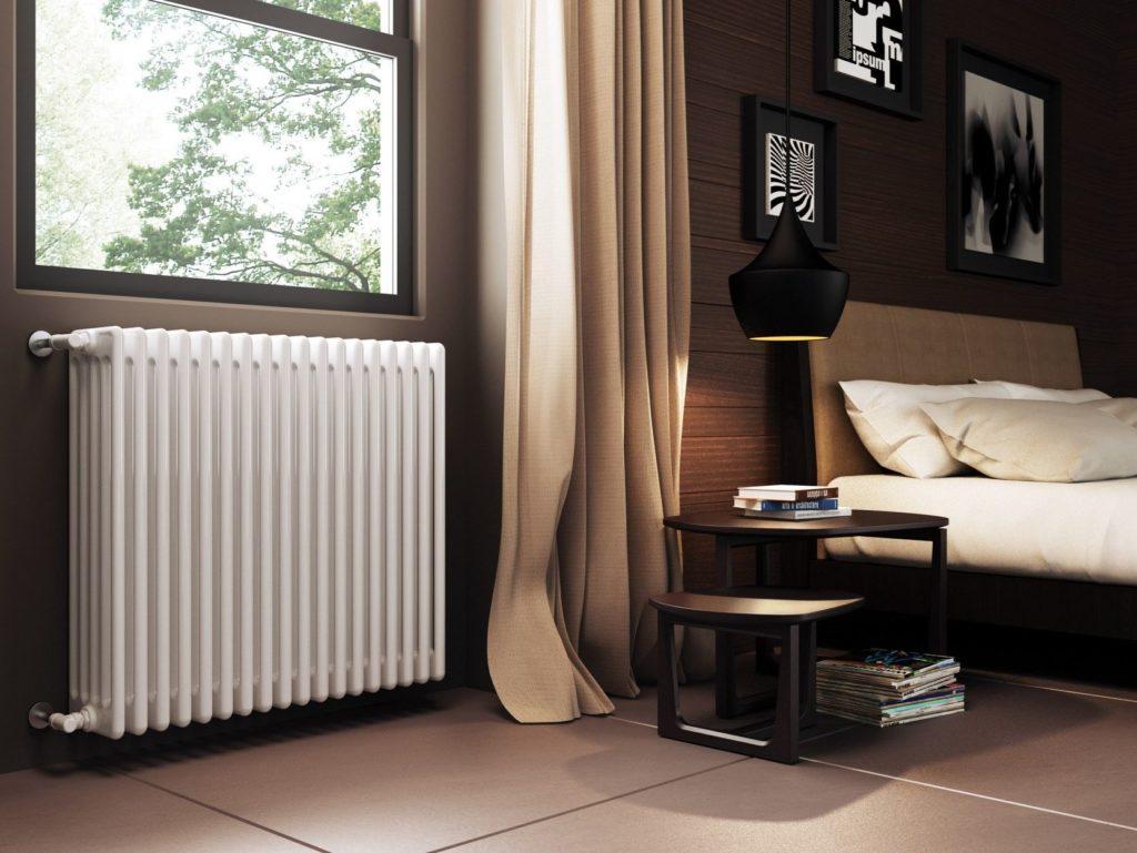 Выбор стальных радиаторов отопления