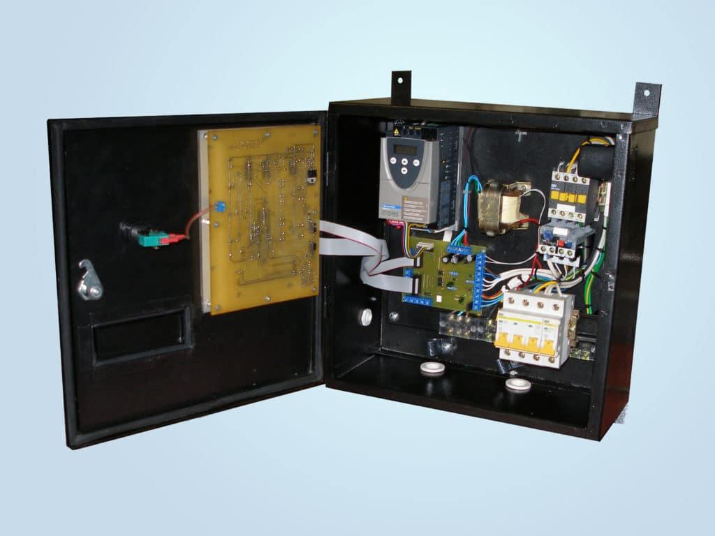 Импортная автоматика делает котлы безопасными и надёжными