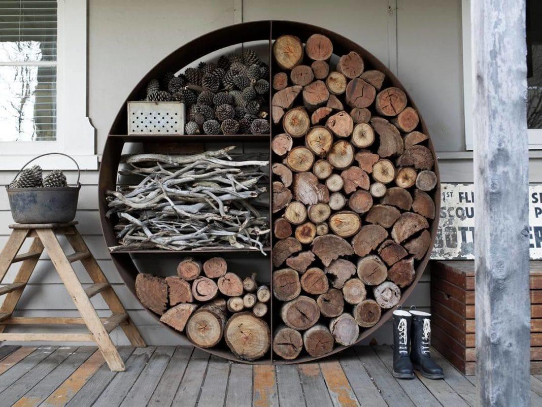 Как сделать керамические дрова своими руками