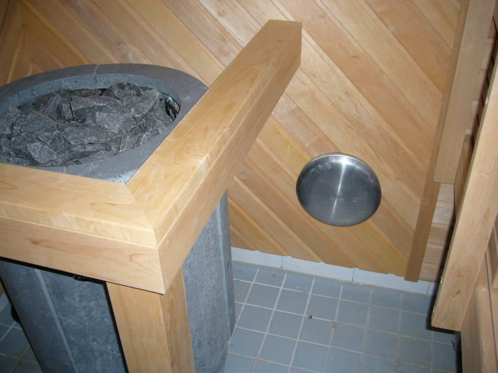 Разъём системы вентиляции