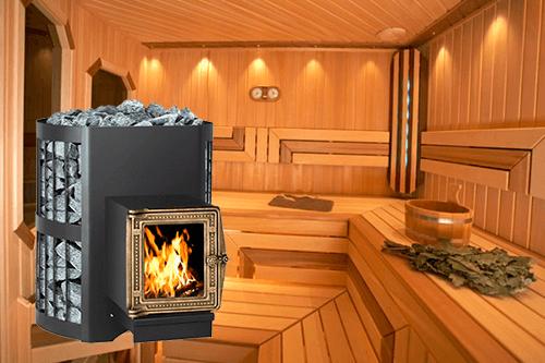 печь Везувий