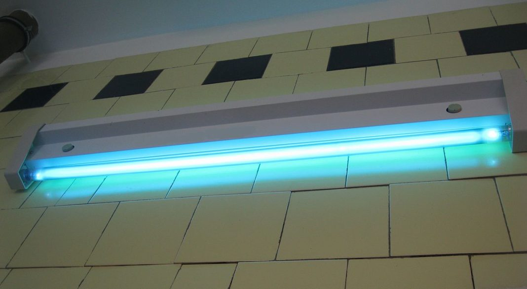 Ультрафиолетовый обогреватель