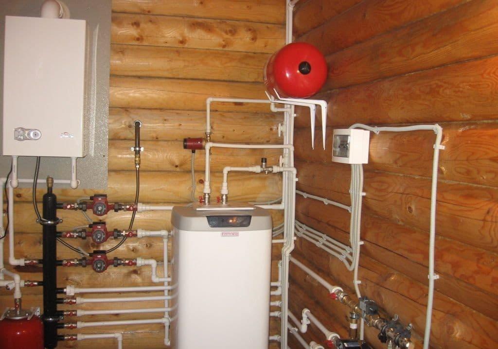 Двухконтурные газовые котлы для бани