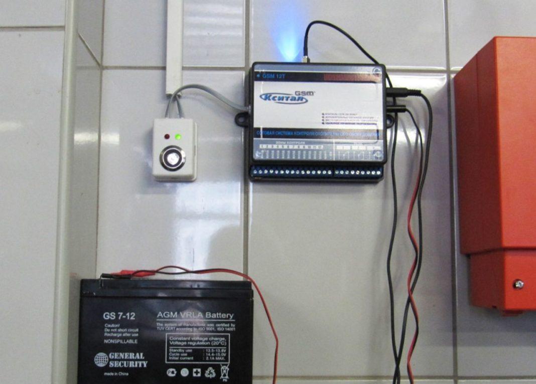 удаленное управление электропитанием на даче