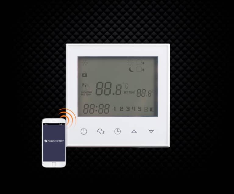 Bticino термостат инструкция