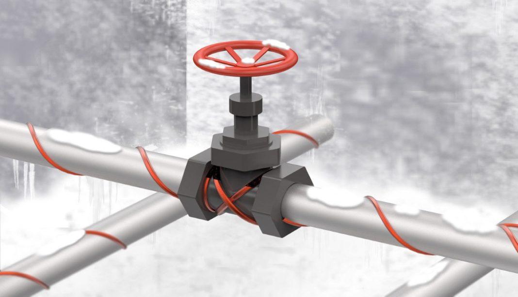 Греющий кабель саморегулирующийся для обогрева труб