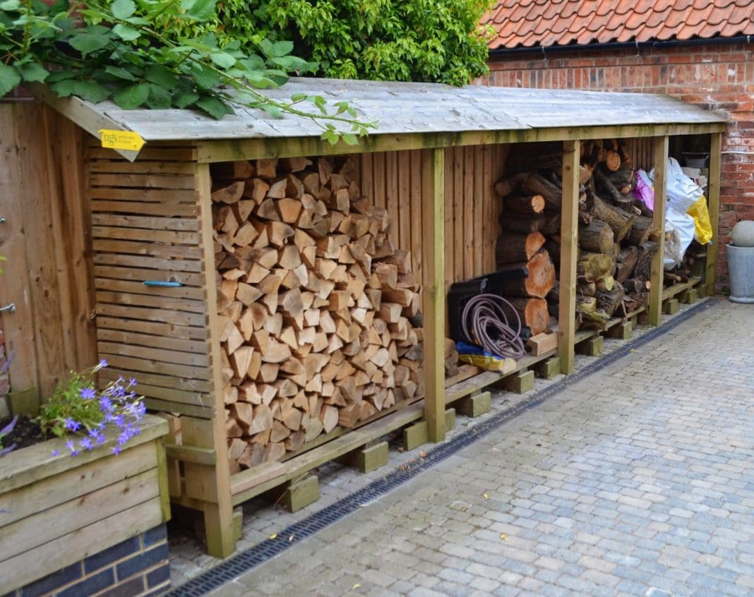 Сырые дрова