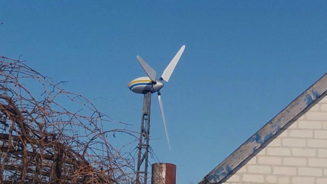 Ветряной генератор