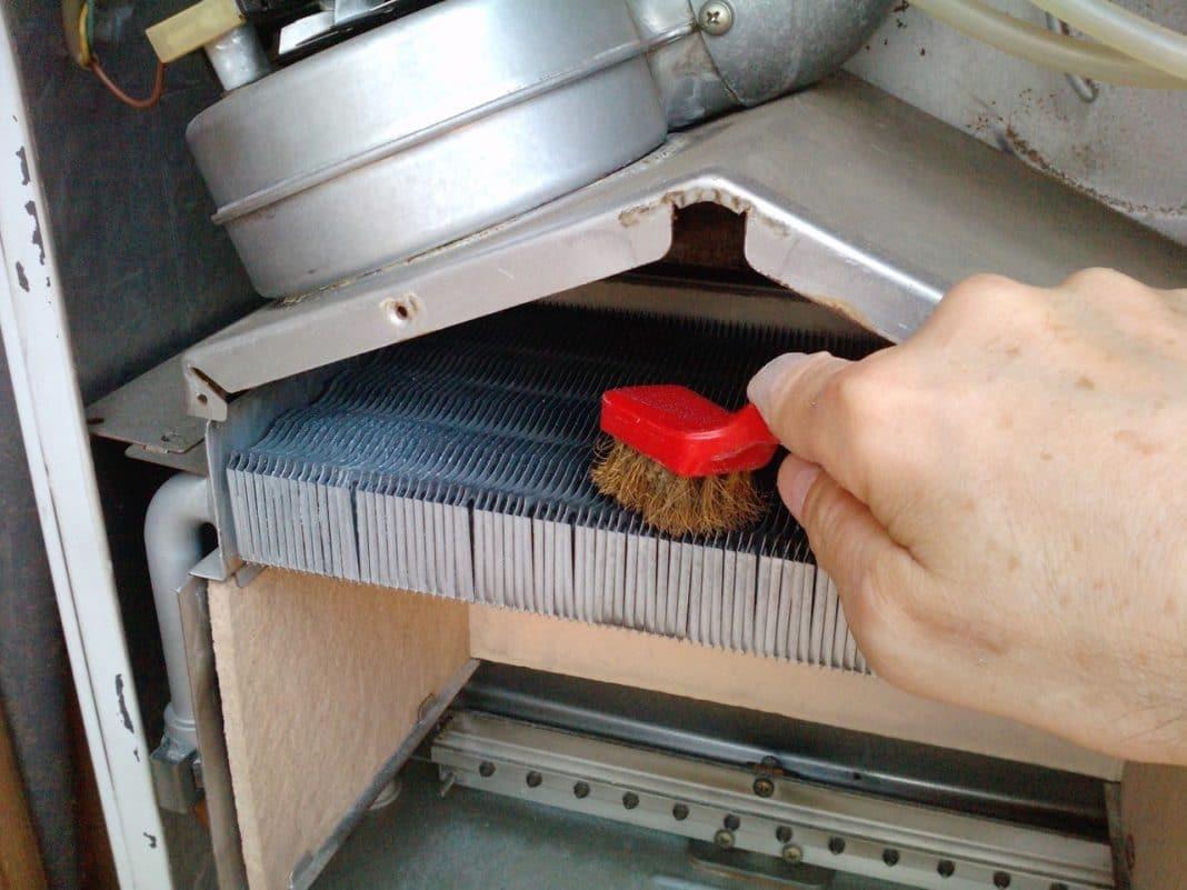 Как почистить газовый котел