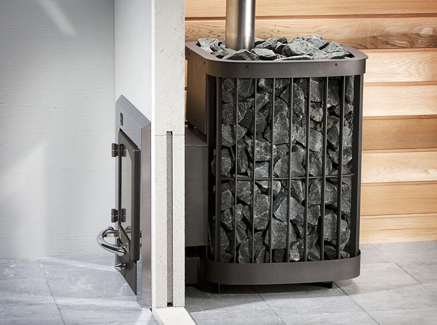 Сетка на трубу для камней в баню: назначение, виды и установка