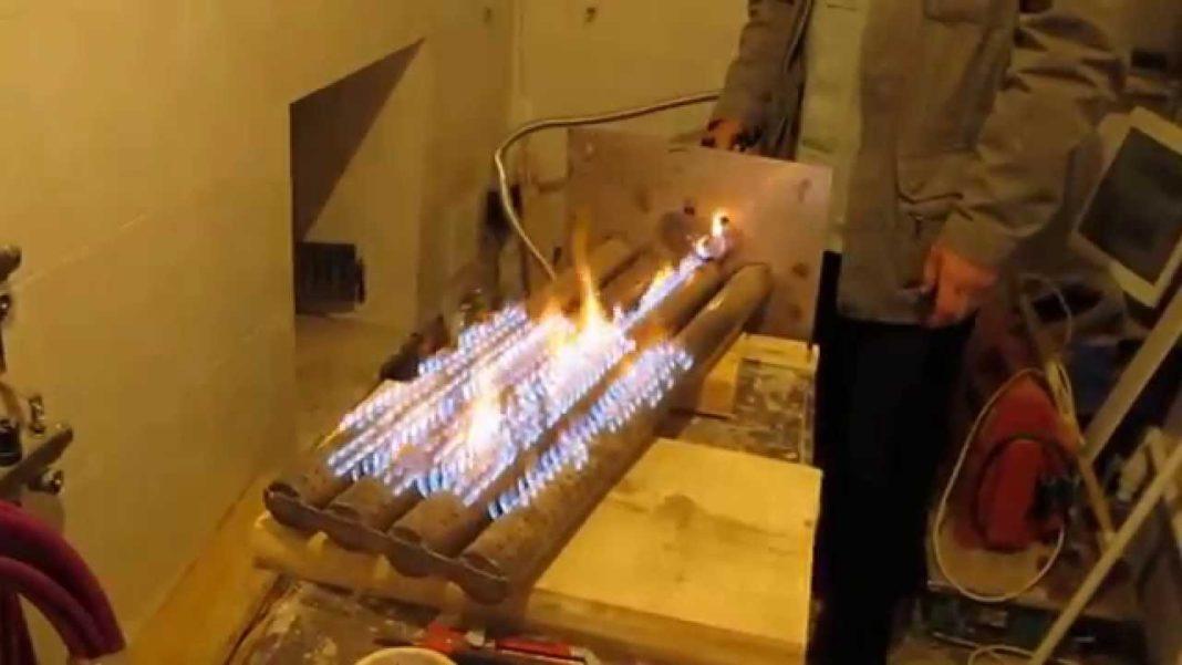 Горелки для банных печей: виды, изготовление своими руками