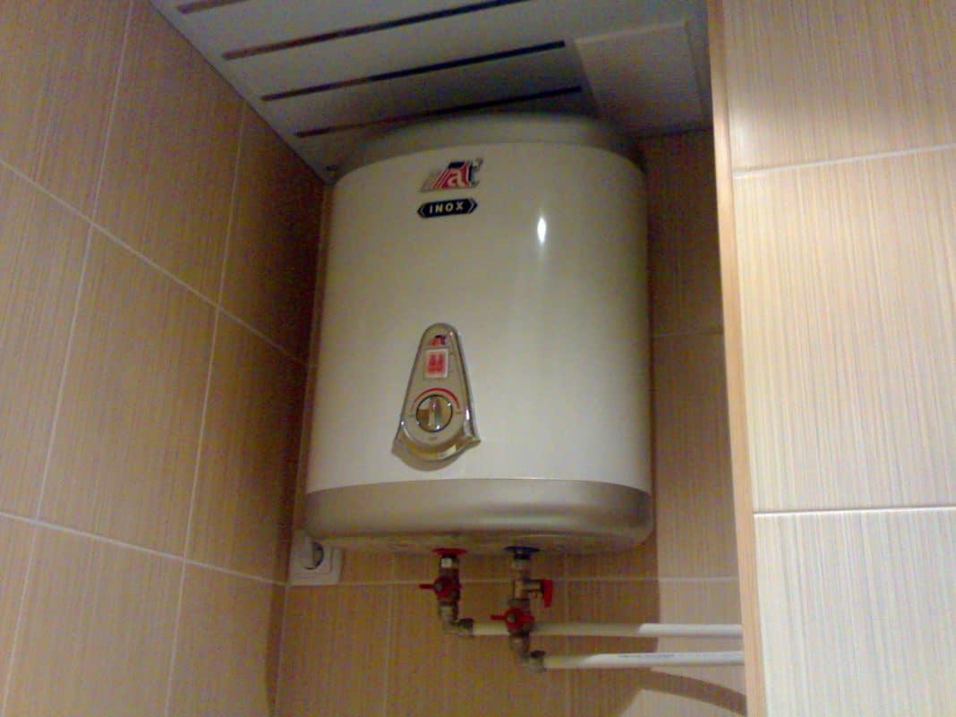 Как правильно заполнить водонагреватель?