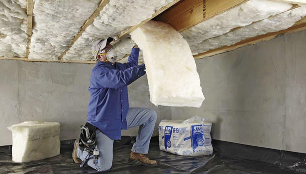 Как лучше утеплить подвал частного дома?