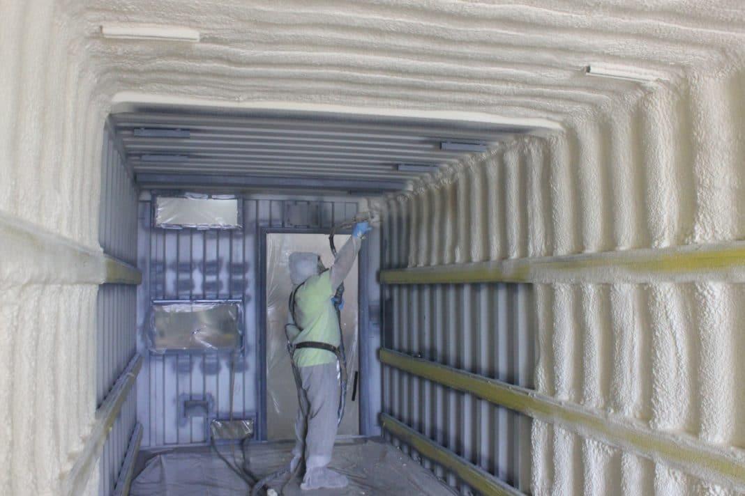 Чем обшить контейнер снаружи