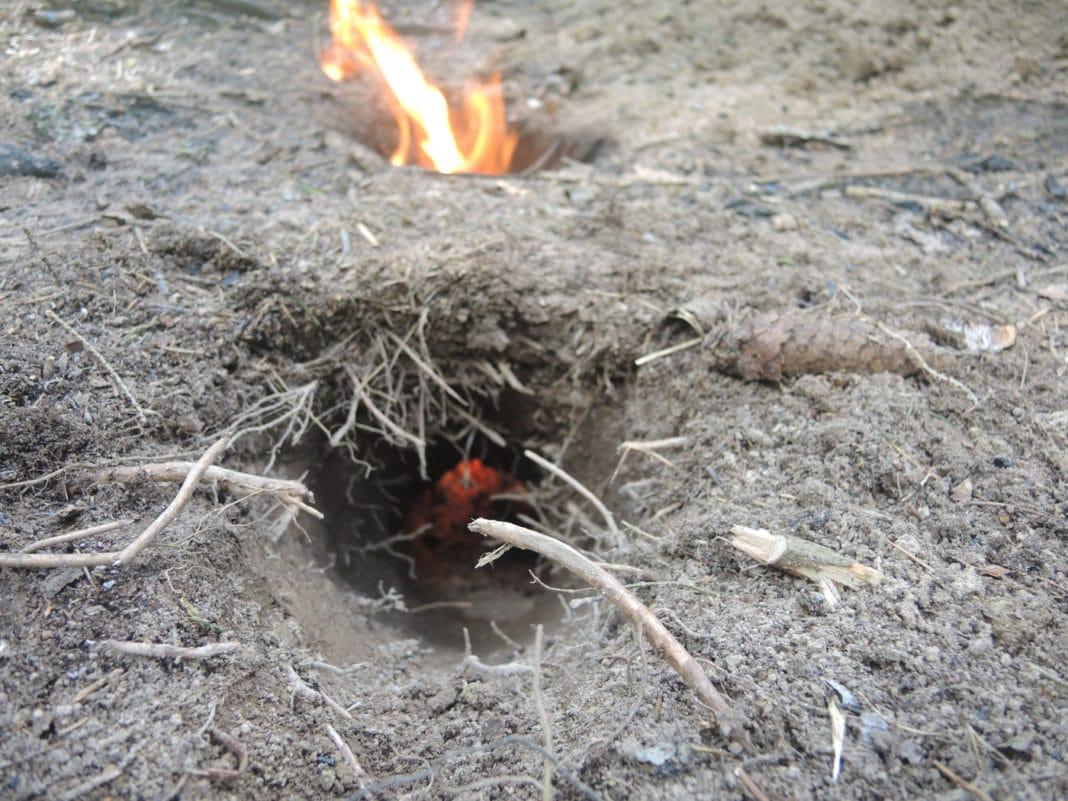 Разводим бездымный костер: тайна индейского племени