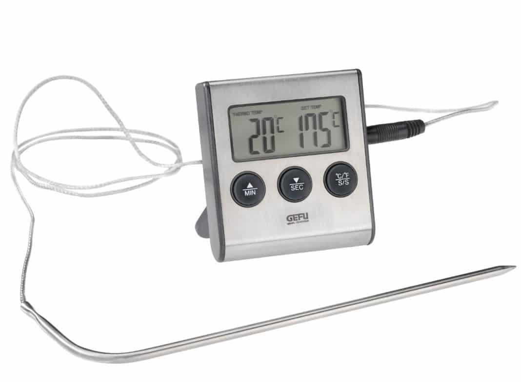 Термометры для коптилен