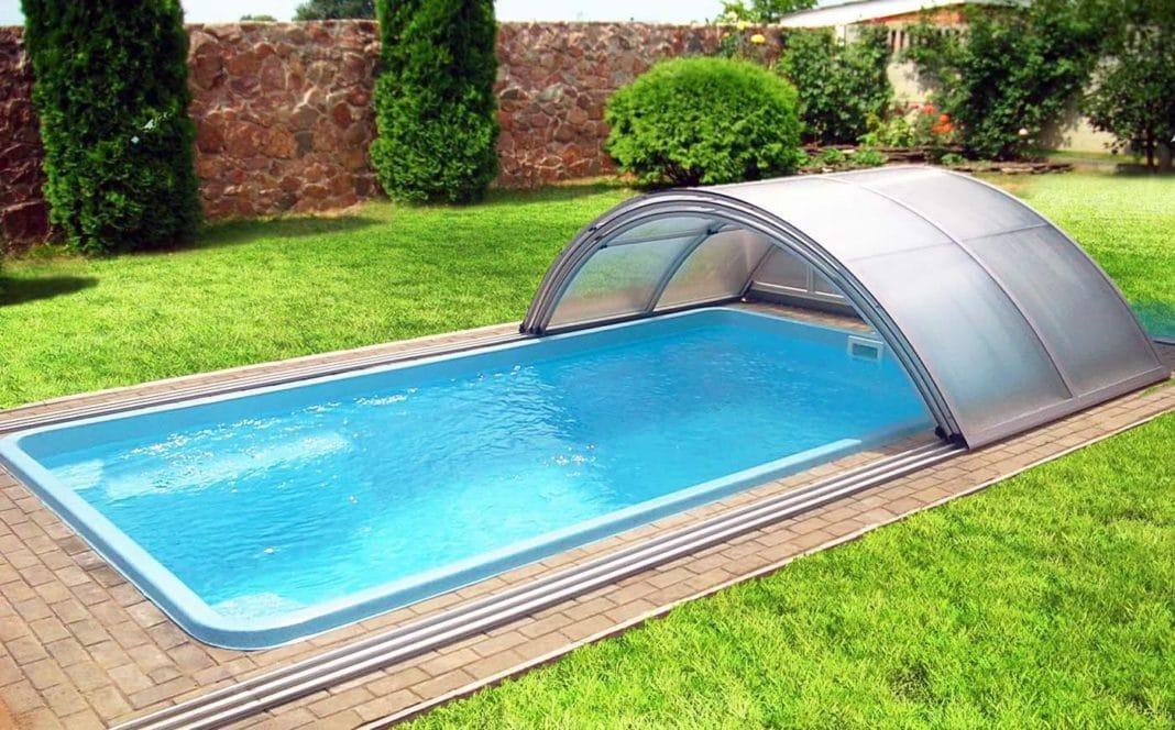 Утепление бассейна