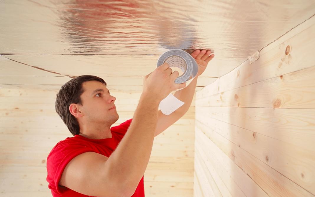 Утепление стен бани изнутри - Всё о бане