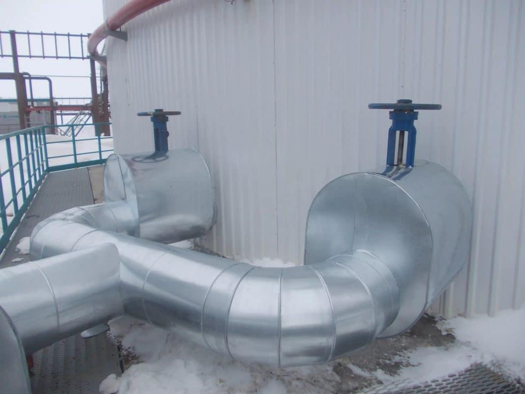 Защита теплоизоляции