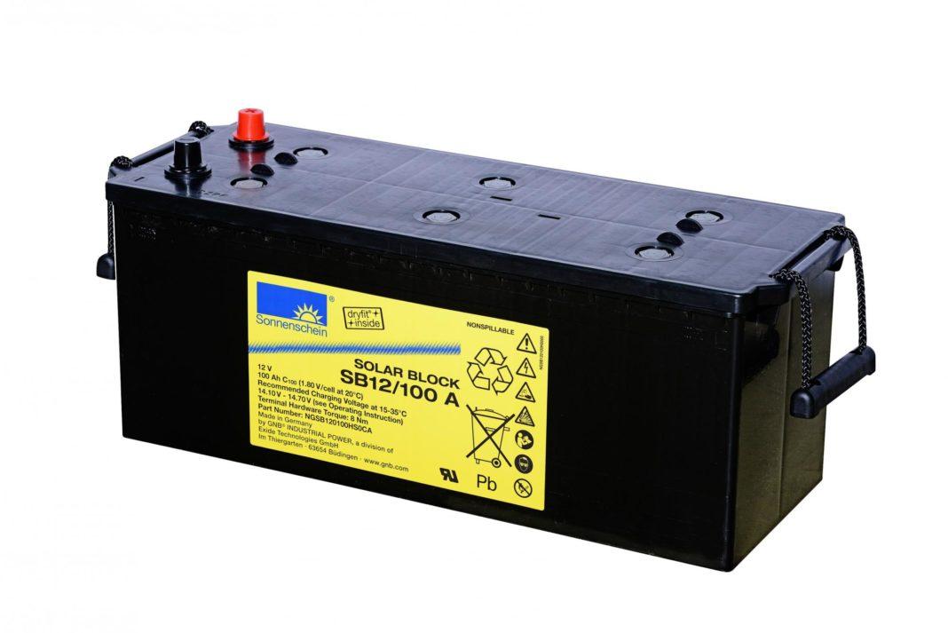 Аккумулятор для солнечных батарей