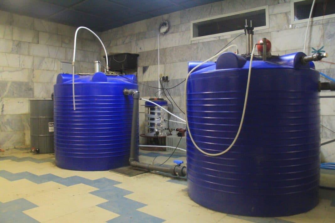Биогаз из навоза