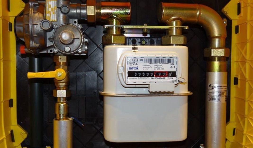 Как посчитать газ по счетчику