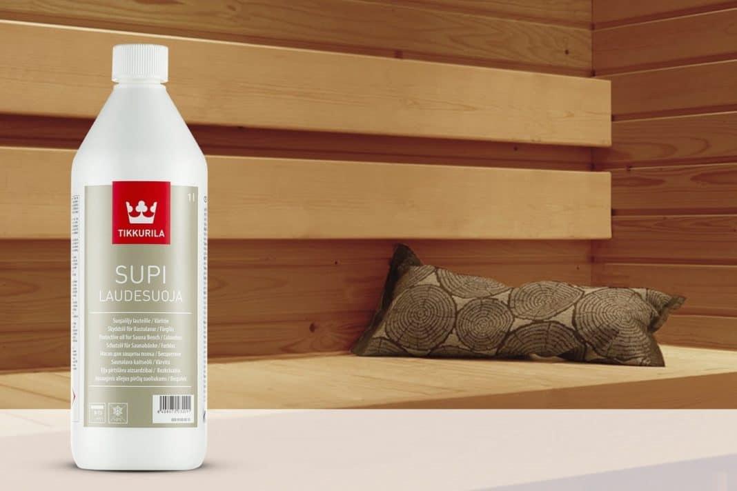Масло для полков: эффективное средство защиты древесины в парной