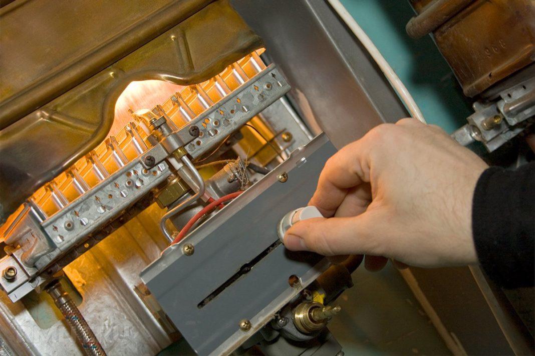 Почему гаснет фитиль в газовой колонке
