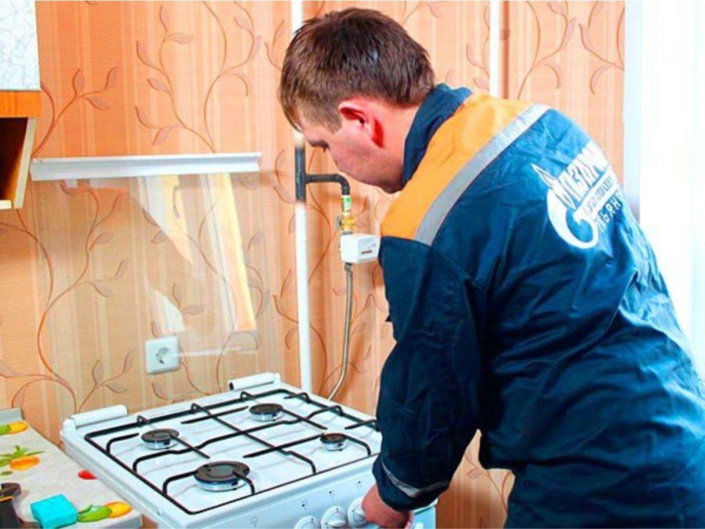 Штраф за подключение газовой плиты
