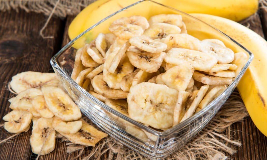 2 простых способа приготовления вяленых бананов в домашних условиях