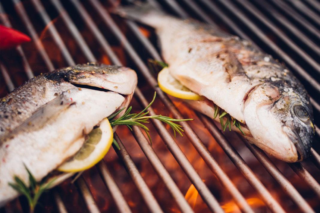 Дорадо на мангале – изысканное рыбное меню для пикника