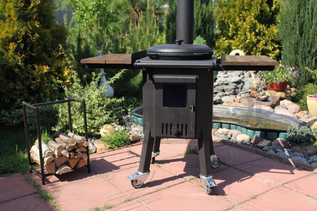 Какую печь поставить на даче для приготовления блюд на открытом воздухе?
